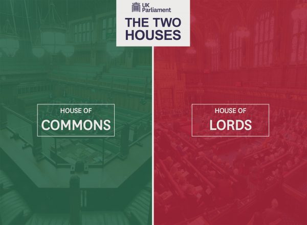 Houses of parliament virtual training experience