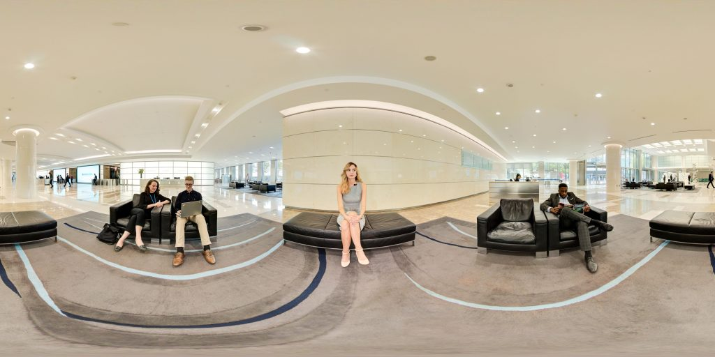 Barclays 360 virtual tour